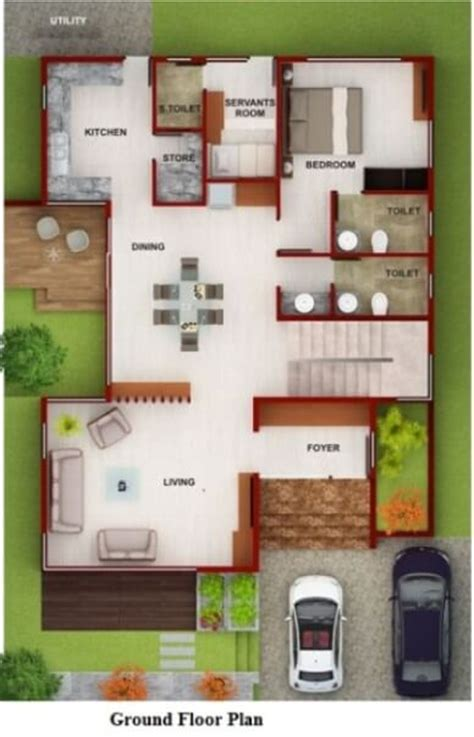 house plans website bungalow house plans bungalow map design floor plan india