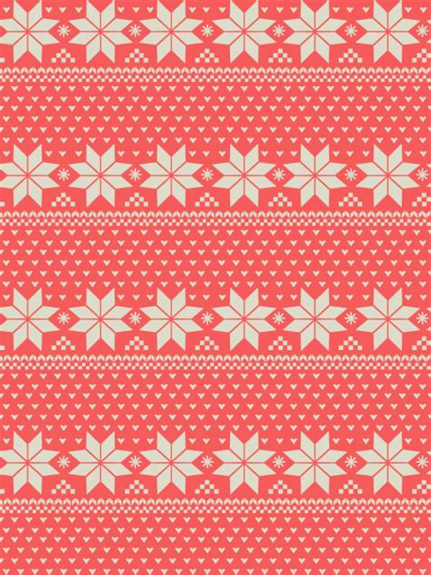 pattern christmas wallpaper holiday background on tumblr