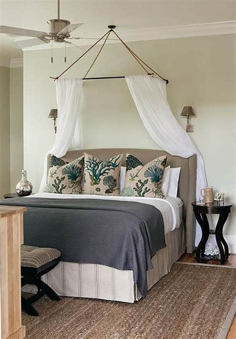 bed decor bedroom fresh coastal decorating ideas for bedrooms