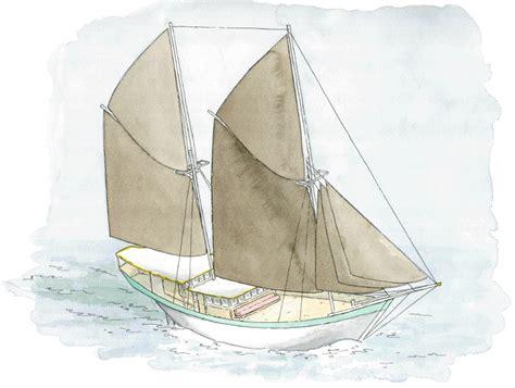 Uang Kuno Kapal Pinisi perahu pinisi