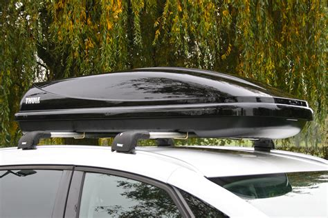 Thule 80 Roof Box 710987 thule 600 roof box