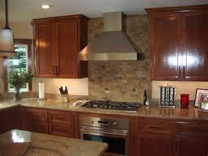 Kitchen Paint Color Ideas With Oak Cabinets 6 Design Ideas For Your Range Backsplash