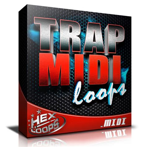 Free Trap Midi Diwnload | hip hop trap midi loops collection sound pack