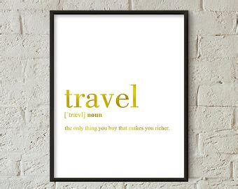printable travel quotes travel definition printable travel quote word poster travel