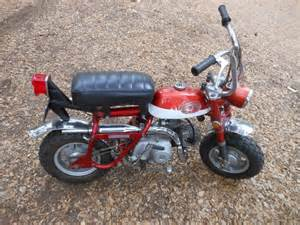 Honda Mini Trail 50 For Sale Original 1971 Honda Mini Trail 50 For Sale On 2040motos