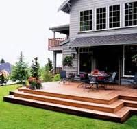 decks without railings home improvement diy pinterest
