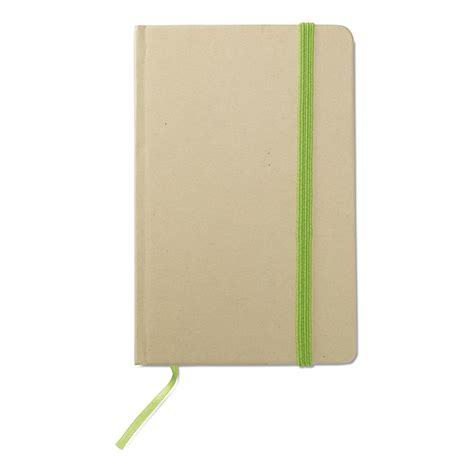 a6 notebook in recycled material 34mo 7431 d koolektiv