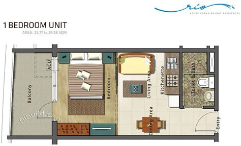 house design sles layout condo sale at azure urban resort residences floor plans