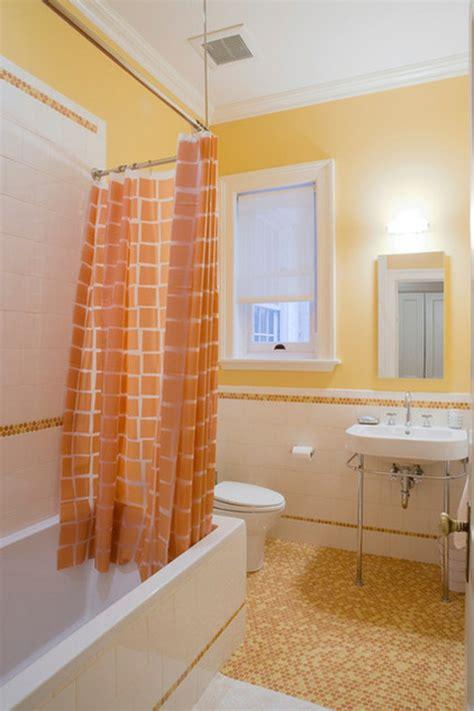 badezimmer farb palette ideen farbgestaltung und wandfarben ideen umgang mit gelb und