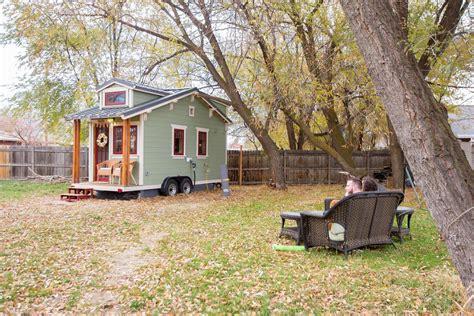 moving   tiny house