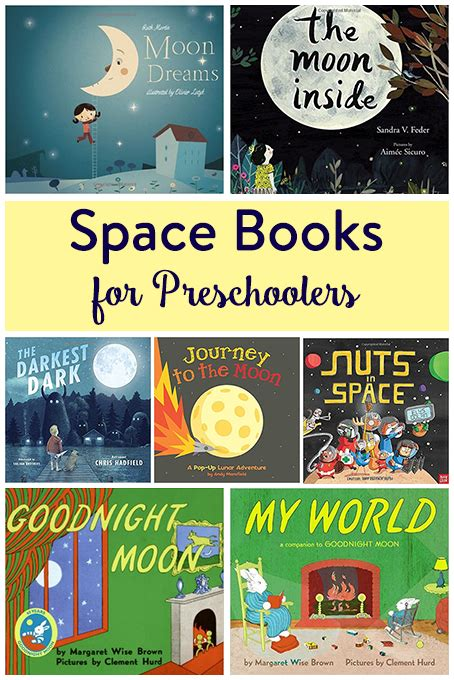 5 Books To Fill That Space In Your Bookshelf by Space Books For Preschoolers The Inspired Home