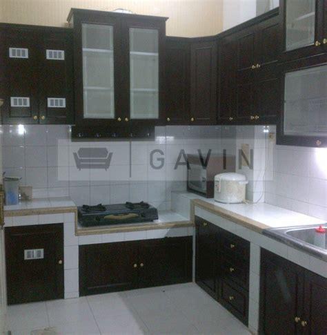 jual kitchen set murah berkualitas tempat terkenal
