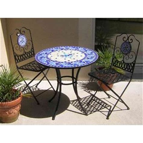 Table De Jardin Mosaique Occasion