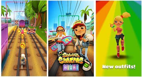 imagenes de subway surfers miami subway surfers for windows phone update adds miami world tour