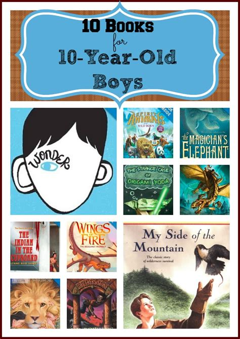 picture books for 10 year olds 10 books for 10 year boys mommies with style