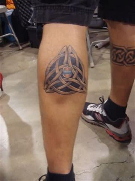 tribal tattoo knee 52 cool celtic tattoos design on leg