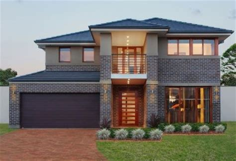 brick and render house design render brick combination facard pinterest home design new south and home