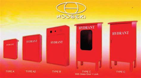 Valve Hydrant Hooseki hydrant box hooseki type a1 indoor depot safety