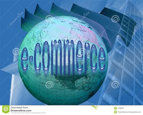 e commerce stock photo image e commerce stock photo image 4798350