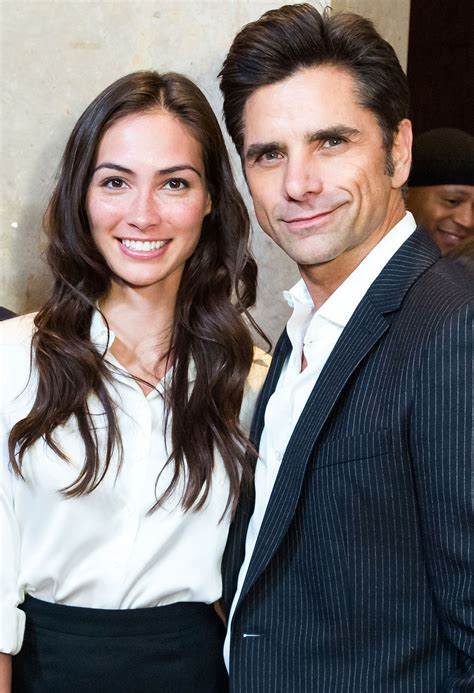 is john stamos married now john stamos marries pregnant fiancee caitlin mchugh his