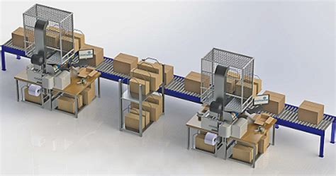 warehouse workstation layout how workstations optimize packing and picking throughput