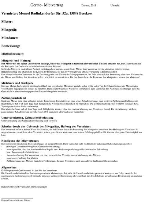 Kostenlose Vorlage Mietvertrag Garage Muster Mietvertrag Als Pdf Datei Zypresse Mietvertrag Pdf