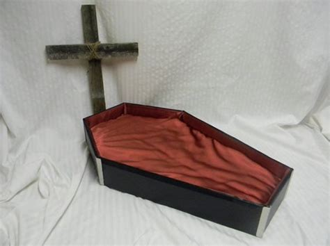 coffin bed coffin shaped pet bed for that final cat nap creepbay