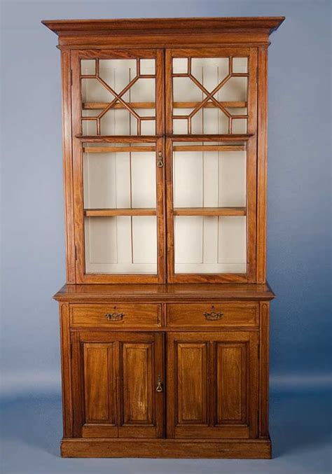 antique mahogany bookcase for sale antiques