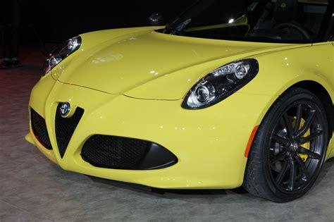 2016 alfa romeo 4c spider picture 612641 car review