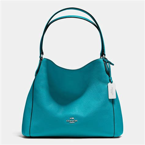 Shoulder Bag Turquoise coach turquoise edie shoulder bag 31 fashion coaches shoulder bags and turquoise