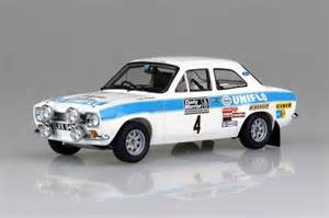 Ford Rally Ford Rs1600 Mki Rally Rac 1972 4 Clark