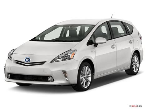 Toyota Prius Wagon 2014 Toyota Prius V Prices Reviews And Pictures U S