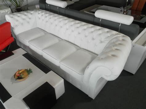 big kaufen chesterfield 270cm big sofa leder sofa 4 sitzer