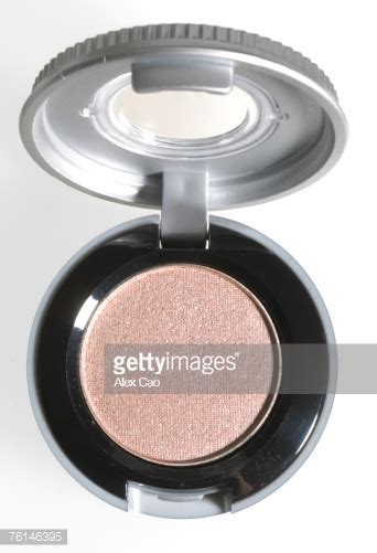 Gc Shadow Black Silver neutral sparkly eye shadow in black and silver