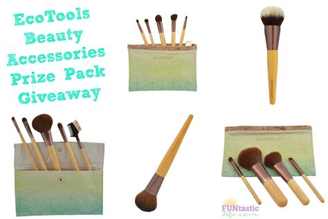 Prize Pack Giveaway - ecotools beauty accessories prize pack giveaway funtastic life