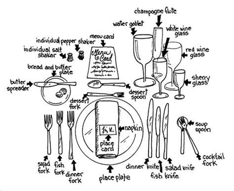 formal dinner place setting props british dinner annecane