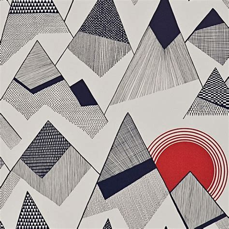 pattern paper john lewis missprint mountains from john lewis large pattern