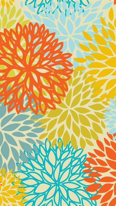 wallpaper designs for iphone iphone 5 wallpaper floral mobile wallpapers pinterest