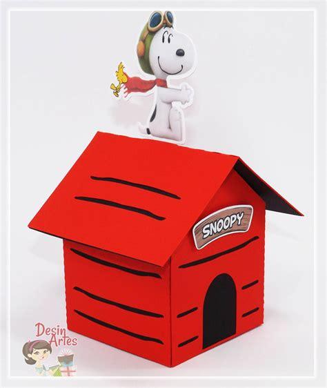 snoopy casa casa snoopy desin artes elo7