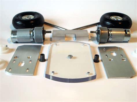 Plexiglas Polieren Zahnpasta by Ein Zweir 228 Driger Balancierender Roboter