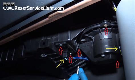 unplug blower motor resistor unplug blower motor resistor 28 images heater fan only works on low solved freeautomechanic
