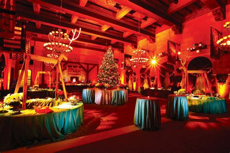 5 trends shaping company holiday parties in 2012