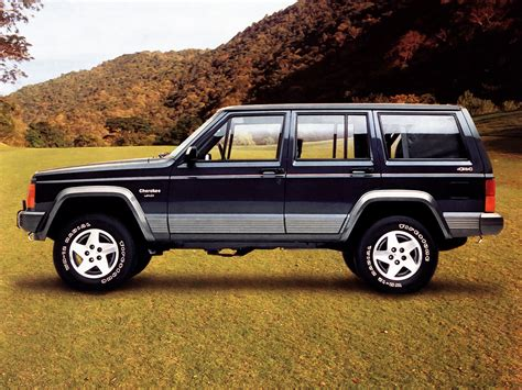 Jeep Xj Info 1990 Jeep Xj Pictures Information And Specs