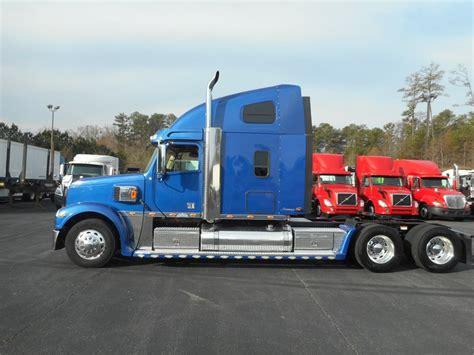 freightliner trucks for sale freightliner coronado 132 glider kit trucks for sale used