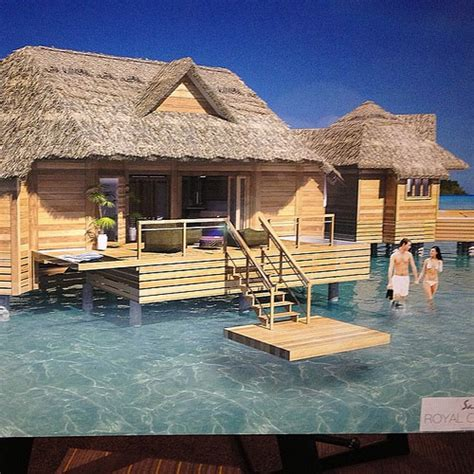 sandals overwater bungalows jamaica the features of the new overwater bungalows coming ne