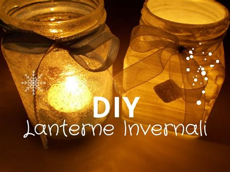 lanterna volante fai da te diy lanterne invernali fai da te riciclo creativo collab