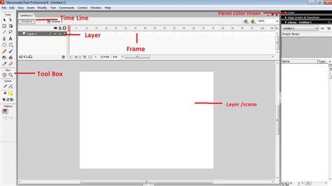 membuat iklan dengan macromedia flash membuat animasi dengan macromedia flash lailatul khoiriah