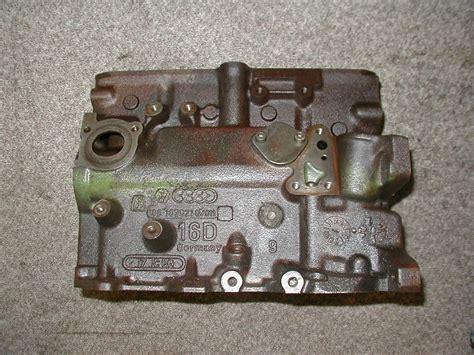 Gebrauchte Motoren Vw Diesel by Egu Vw Motorblock 1 6l Diesel 068103021 Q Jx