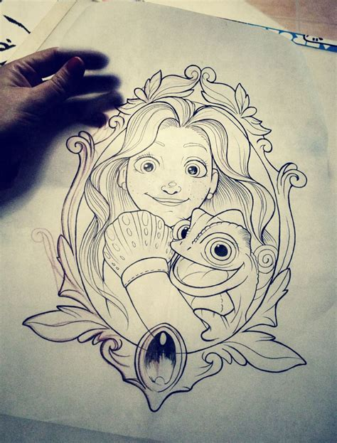 disney inspired tattoos another disney inspired drawing t a t i t u p