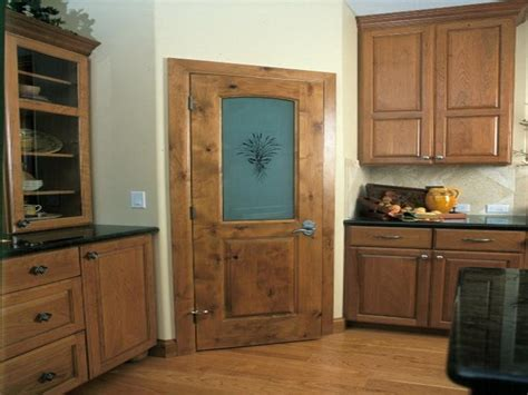 Wood Pantry Doors by Doors Windows Glass Pantry Door Wood Frame Pros And Cons Of Glass Pantry Door Pantry Doors